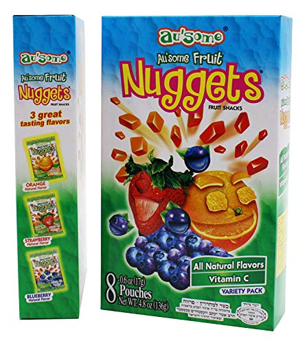 The Best Strawberry Nuggets Candy Review