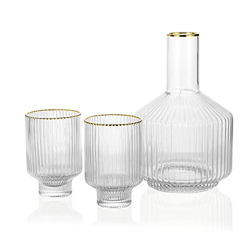 The Best Govino Go Anywhere Carafe And Water Glass Set Review
