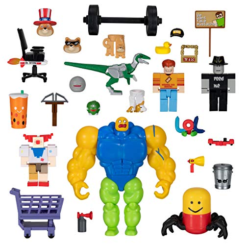 Best Roblox Series 2 Roblox Celebrity Collection 24 Piece Set Review