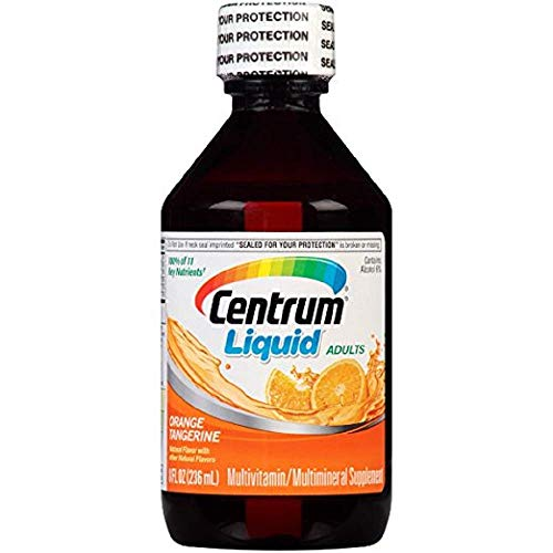 Top 10 Best Liquid Multivitamin For Adults Reviews