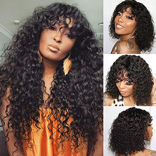 Best Wigs With Bangs Review