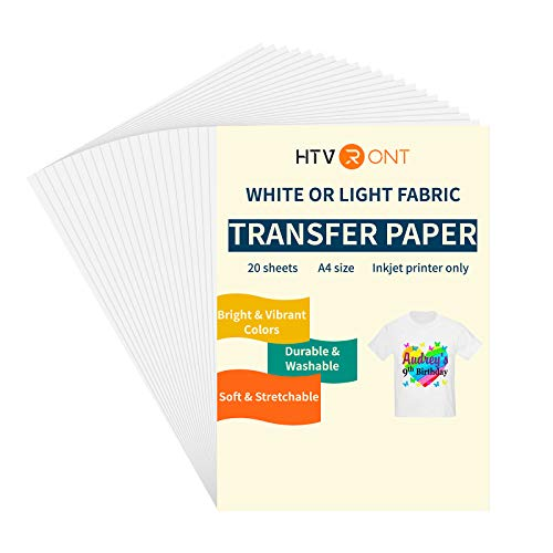 Best Quality Heat Press Transfer Paper Review