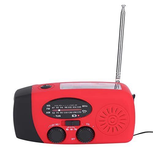 Best Portable Radio For Camping Review