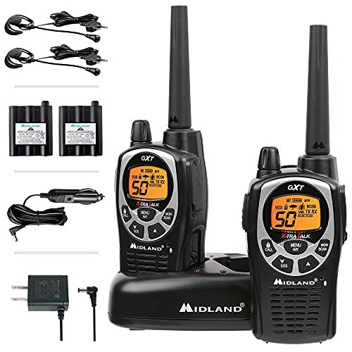 Best Walkie Talkies For Adults Review