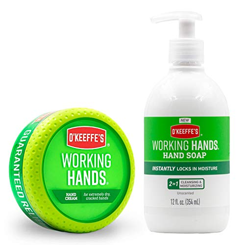 The Best Hand Cream For Working Hands Review