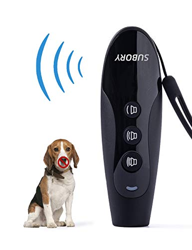 Top 10 Best Rated Ultrasonic Dog Bark Control Reviews